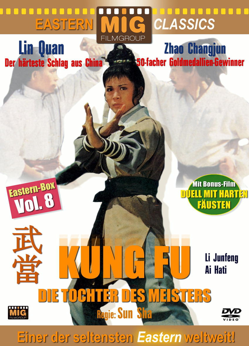 Eastern Classics Vol. 8: Kung-Fu - Die Tochter ...
