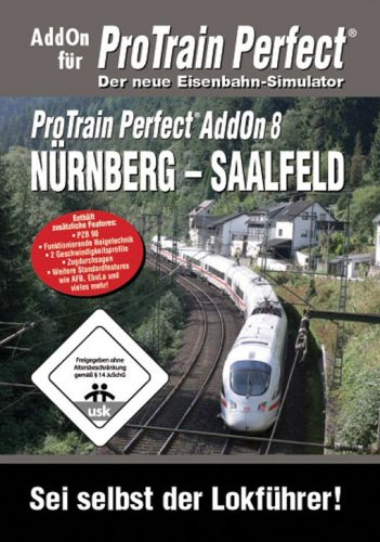 ProTrain Perfect AddOn 8 Nürnberg - Saalfeld