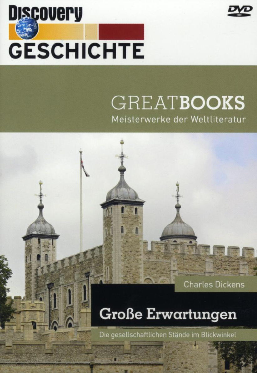 Great Books: Charles Dickens - Große Erwartungen