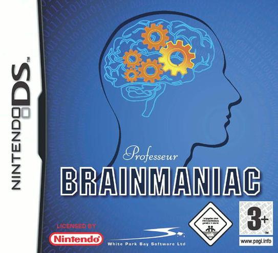 Prof. Brainmaniac (Int)