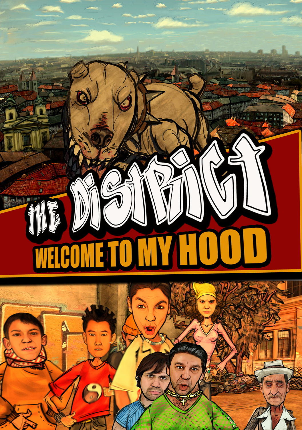 The District - Welcome to my Hood