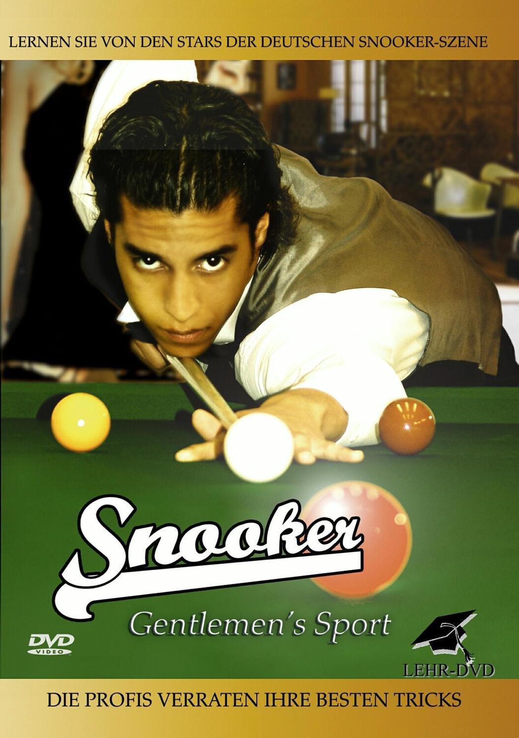 Snooker - Gentlemen´s Sport