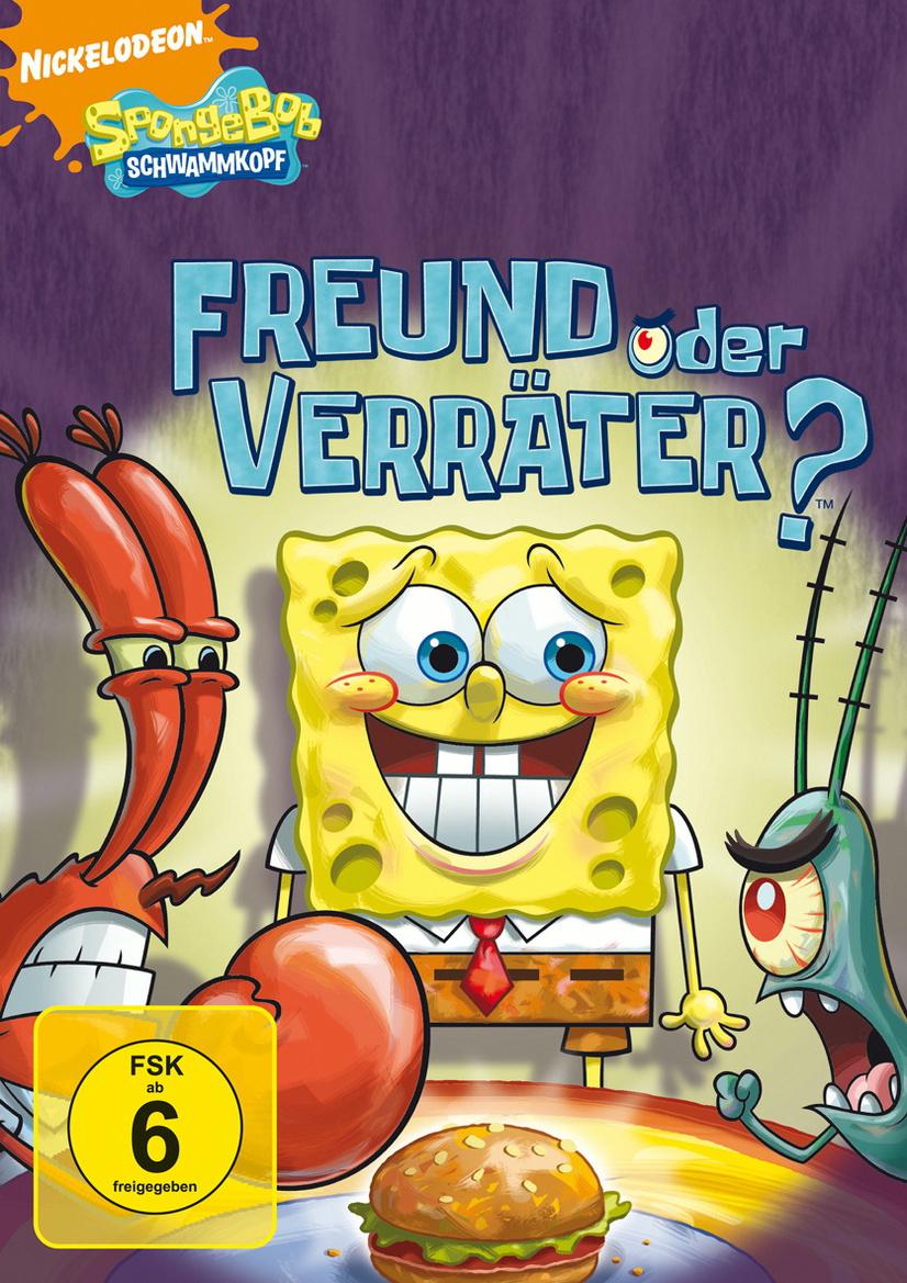 Spongebob Schwammkopf: Freund oder Verräter