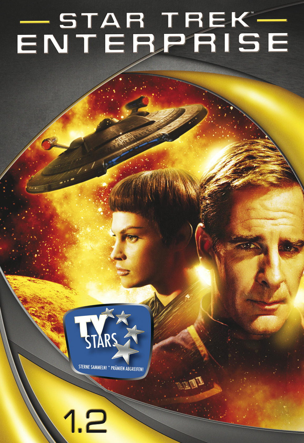 Star Trek: Enterprise - Season 1.2 [4 DVDs]
