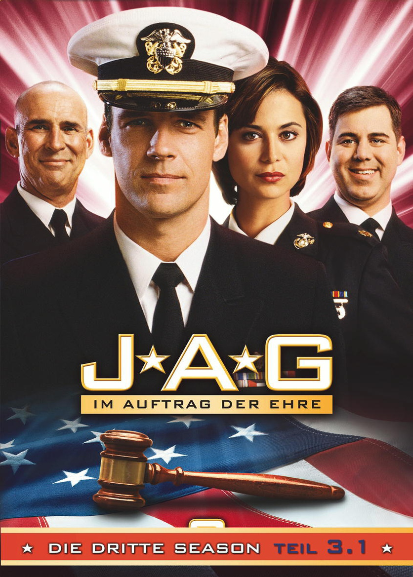 JAG: Im Auftrag der Ehre - Season 3.1