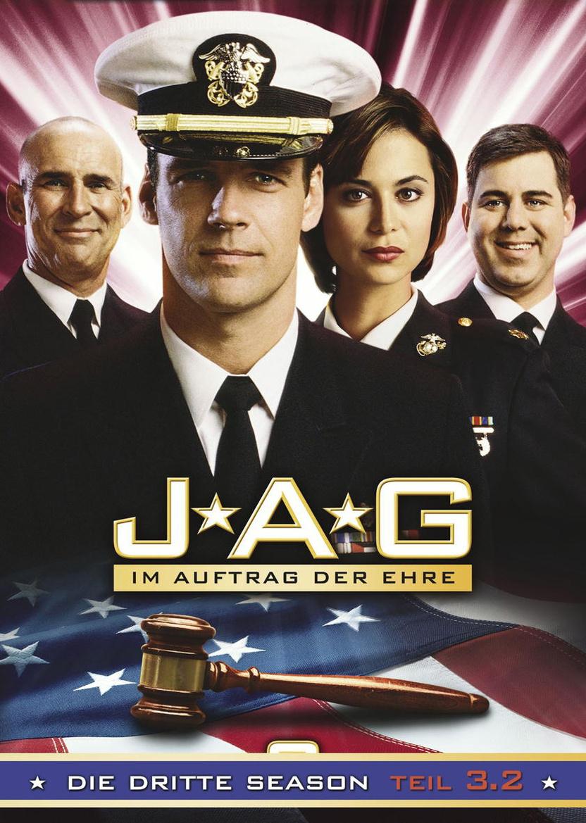 JAG: Im Auftrag der Ehre - Season 3.2