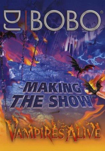 DJ Bobo - Vampires Alive - Making the Show