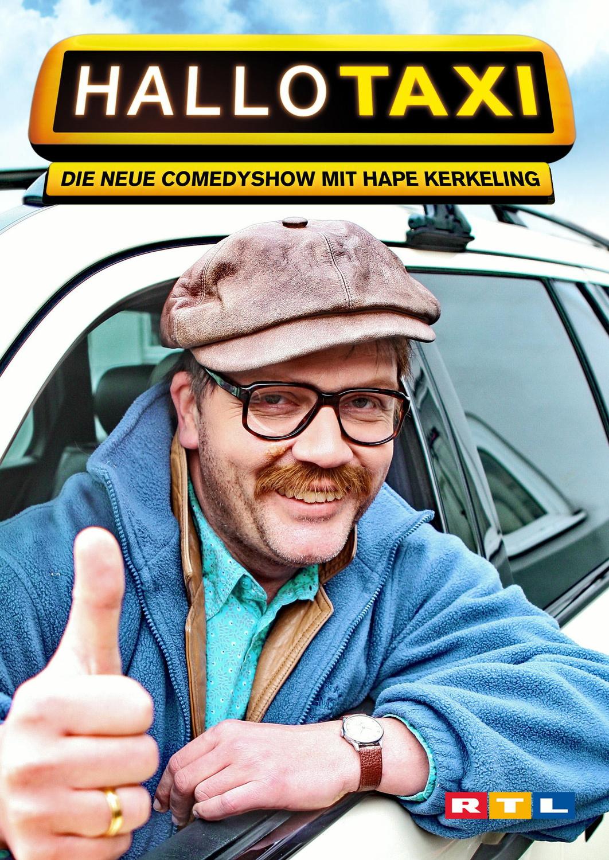 Hape Kerkeling - Hallo Taxi