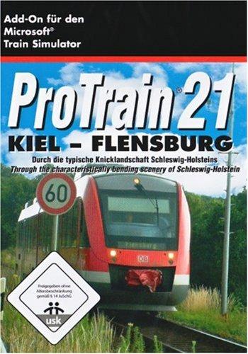 ProTrain 21: Kiel - Flensburg