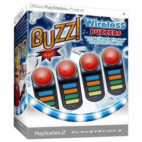 Wireless Buzz!-Buzzer
