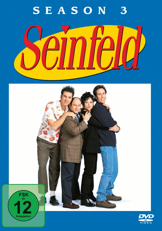 Seinfeld - Season 3 (4 DVD´s)