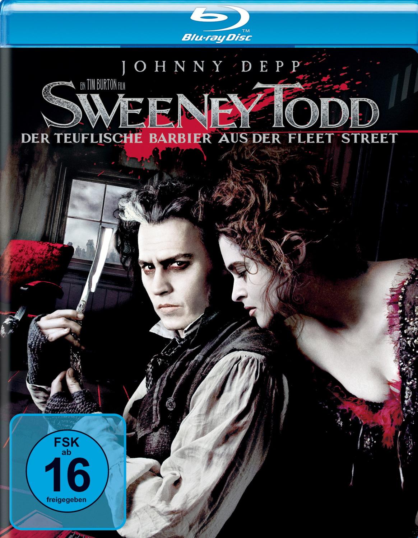 Sweeney Todd - Der teuflische Barbier aus der F...