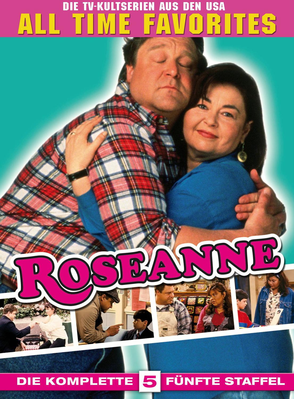 Roseanne - Staffel 5 [4 DVDs]
