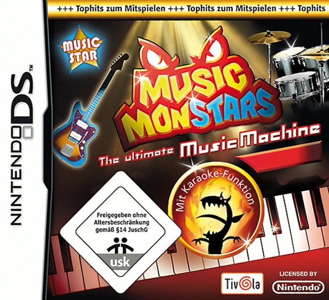 Music Monstar