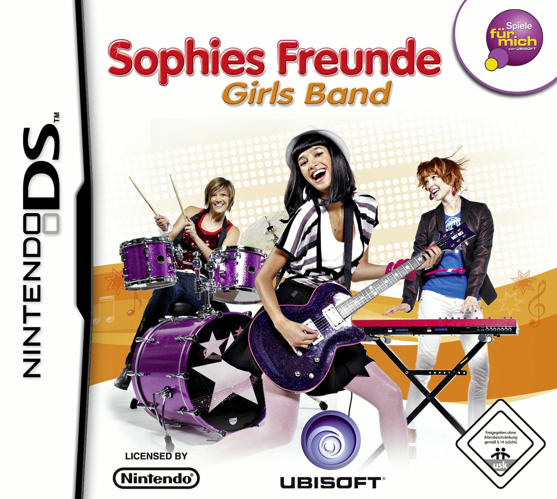 Sophies Freunde: Girls Band