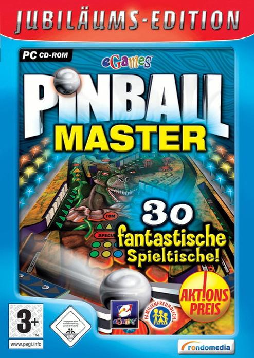 Pinball Master - Jubiläums-Edition