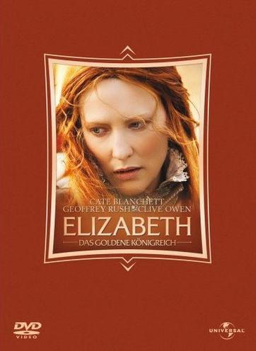 Elizabeth - Das goldene Königreich - Book-Look