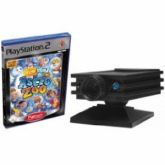 EyeToy Play 5 Astro Zoo incl.Kamera