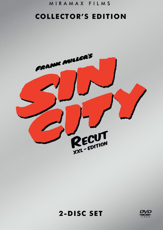 Sin City - Recut (Steelbook)