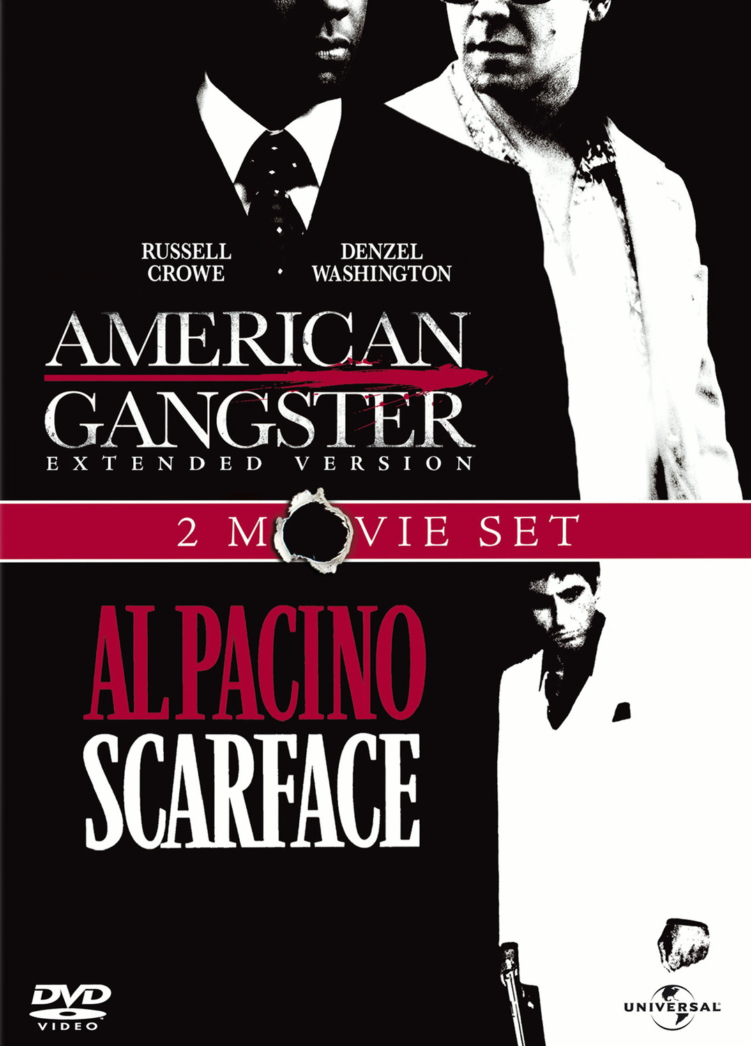 American Gangster & Scarface (FSK16)
