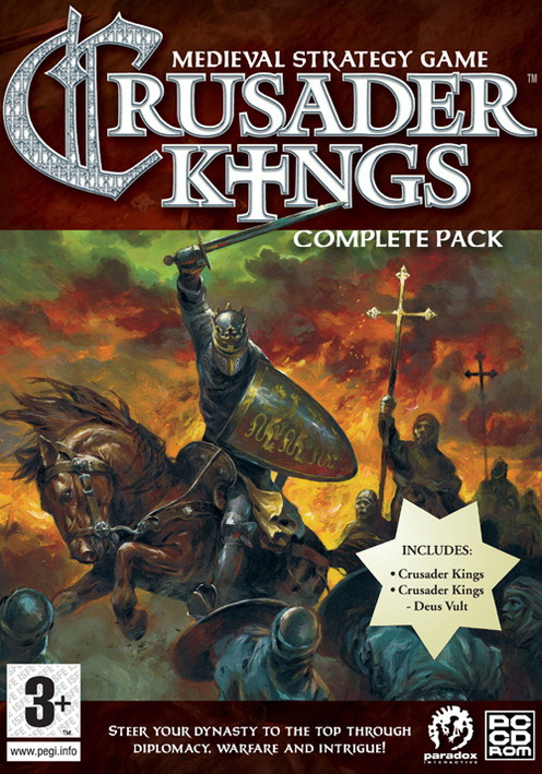 Crusader Kings Complete Pack Englisch