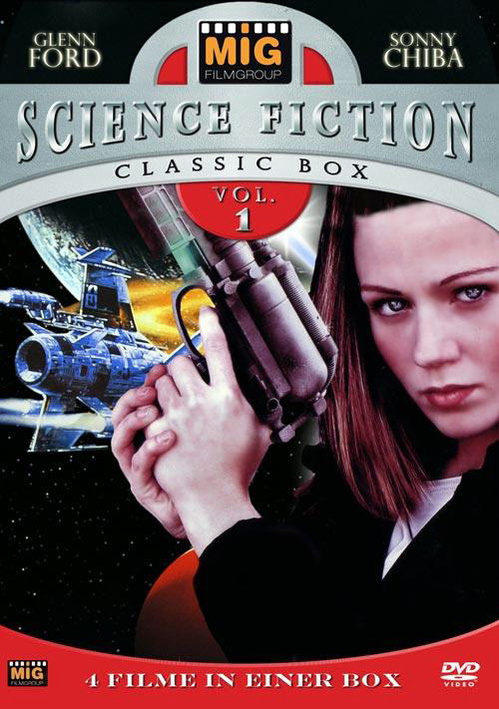 Science Fiction Classic Box Vol.1 [2 DVDs]