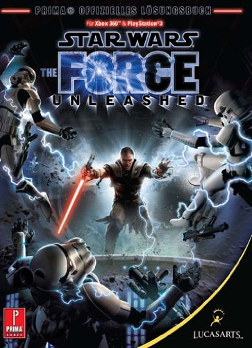 Star Wars: The Force Unleashed - das offizielle Lösungsbuch