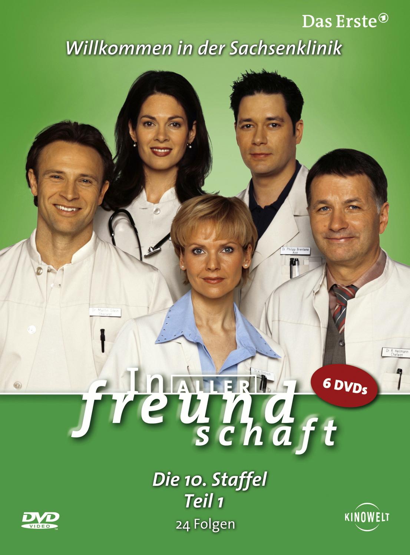In aller Freundschaft Staffel 10.1