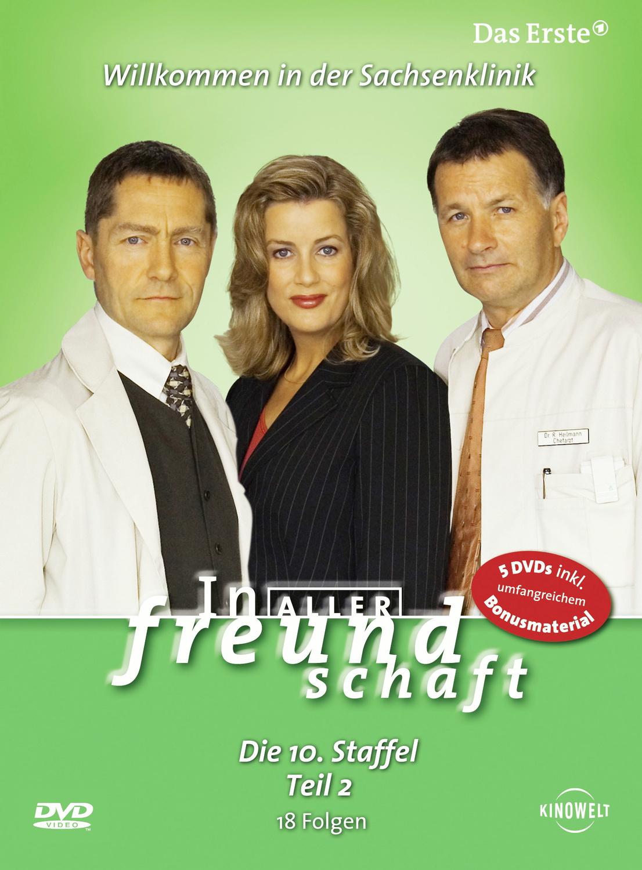 In aller Freundschaft Staffel 10.2