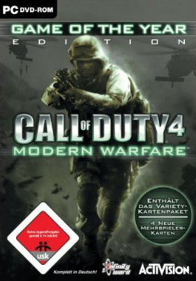 Call of Duty 4: Game of the Year