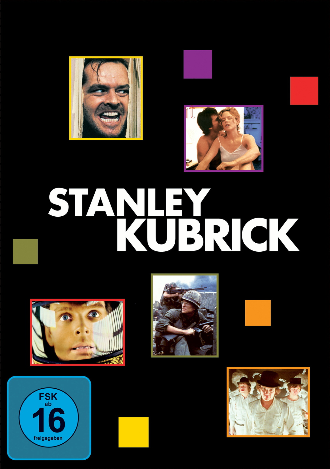Stanley Kubrick Collection (12DVDs)