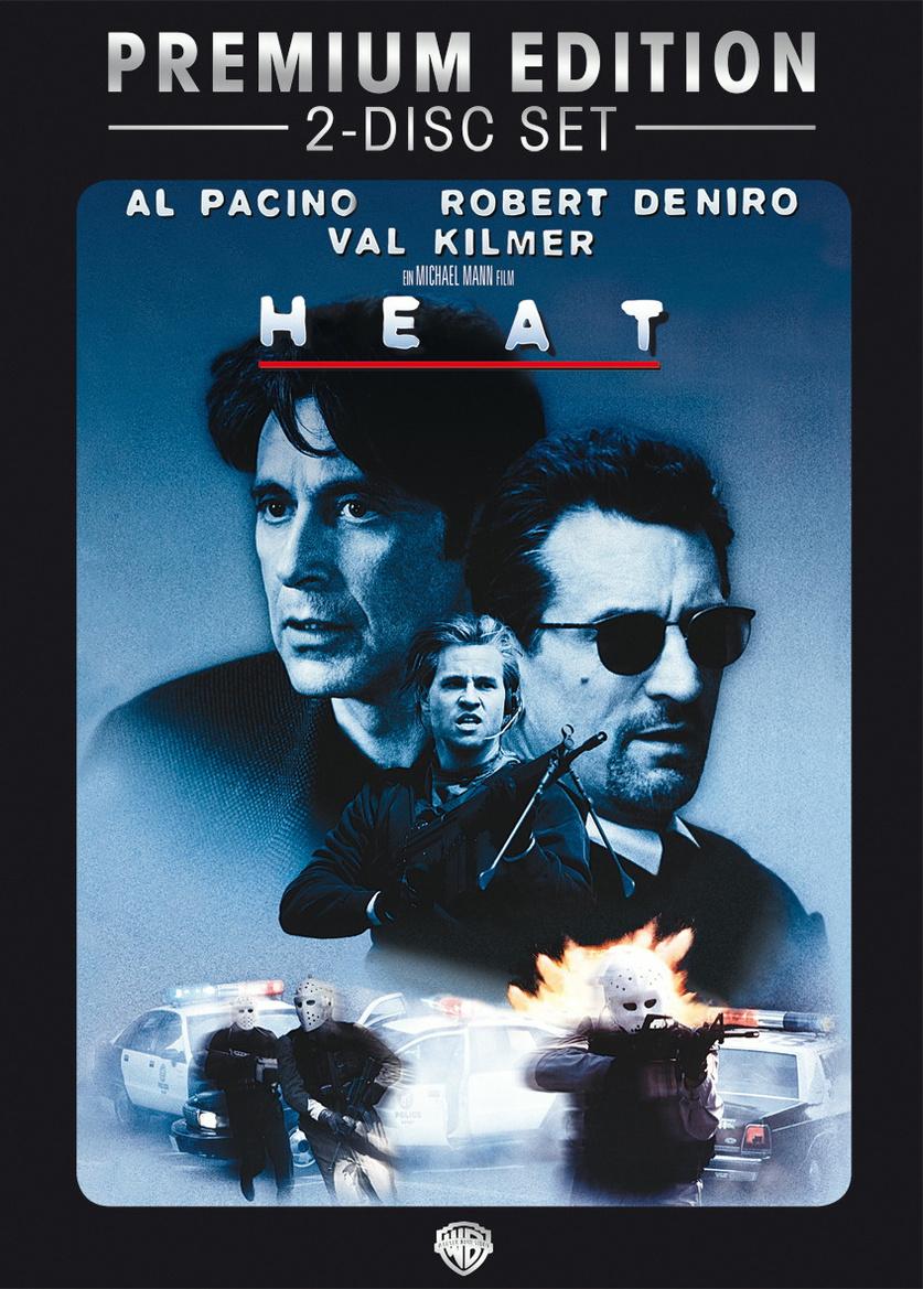 Heat - Premium Edition (2 DVD)