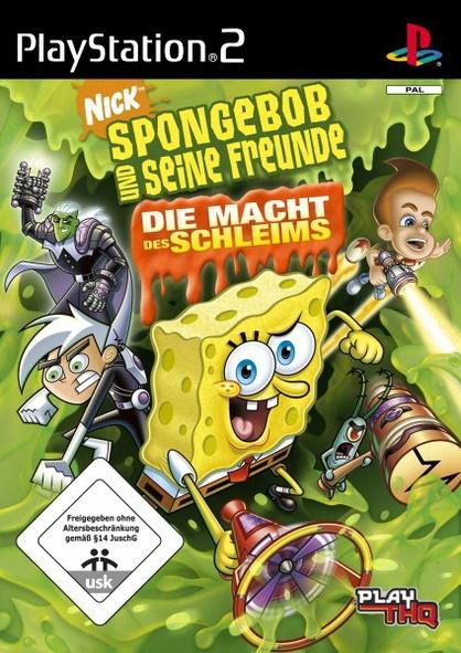 SpongeBob: Die Macht des Schleims
