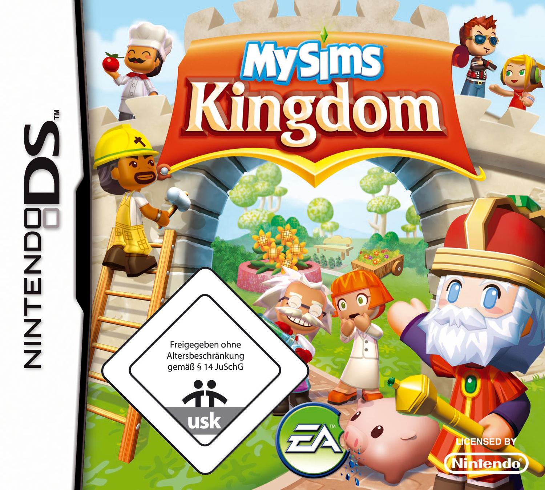 MySims: Kingdom
