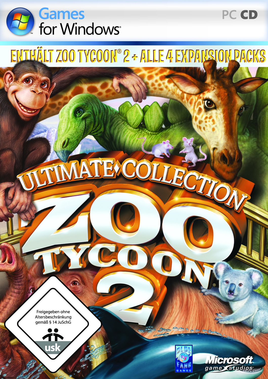 Zoo Tycoon 2 [Ultimate Edition]