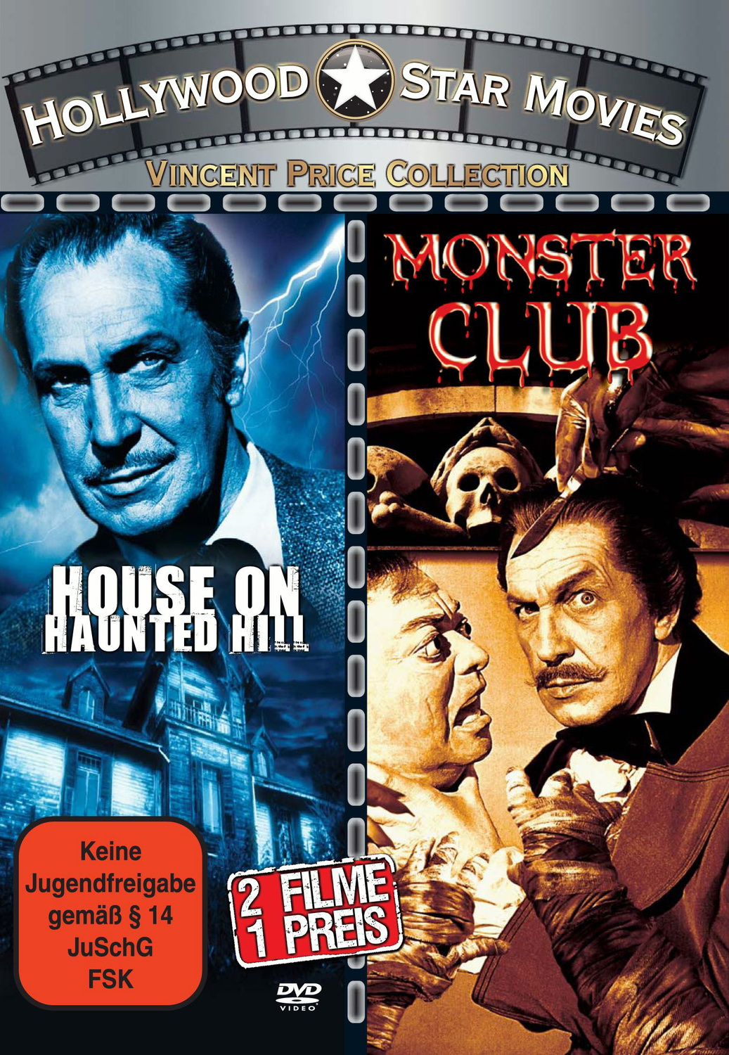 Hollywood Star Movies: House on Haunted Hill / ...