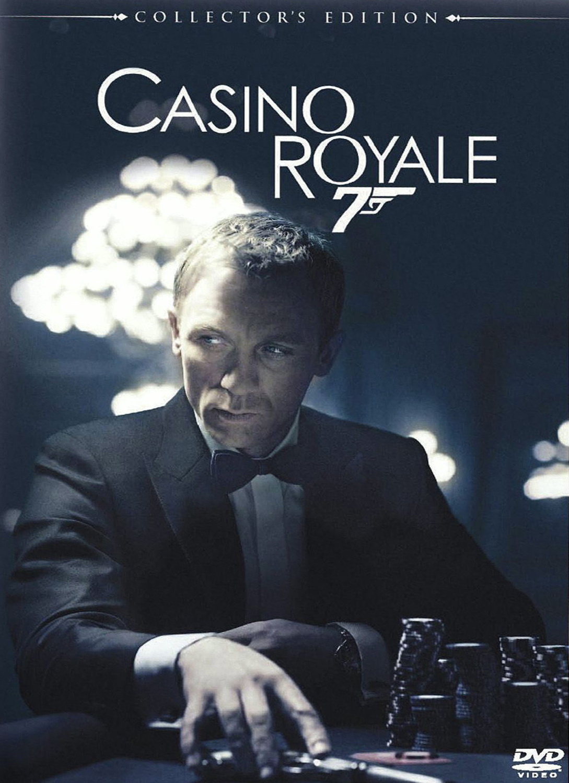 James Bond: Casino Royale - Deluxe Edition (Amaray)