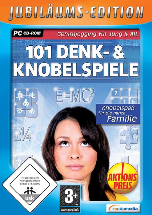 101 Denk- und Knobelspiele - Jubiläums-Edition