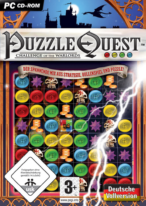 Puzzle Quest - Challenge of the Warriors