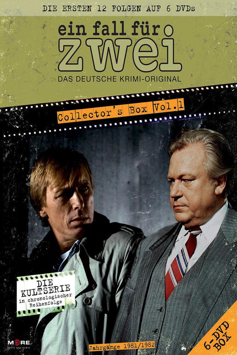 Ein Fall für zwei - Collector´s Box 1 - Folge 1-12