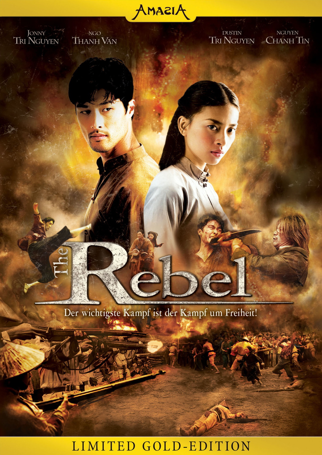 The Rebel - Limited Gold Edition