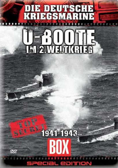 U-Boote im 2. Weltkrieg: 1941-1943 (Metallbox-E...