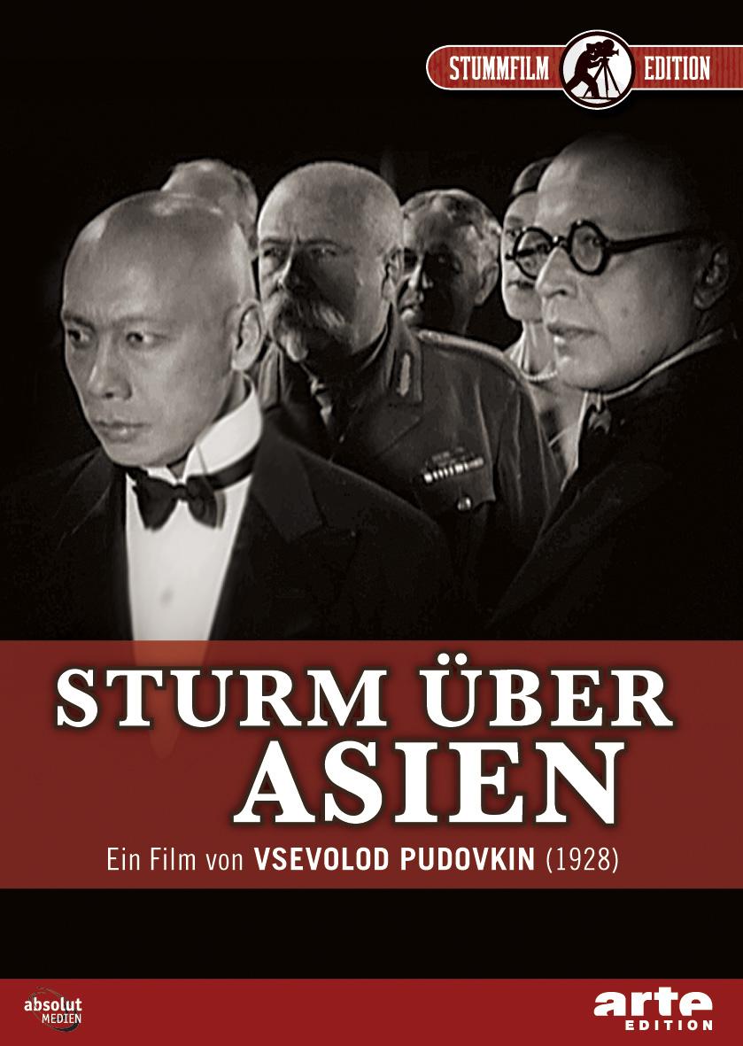 Sturm über Asien