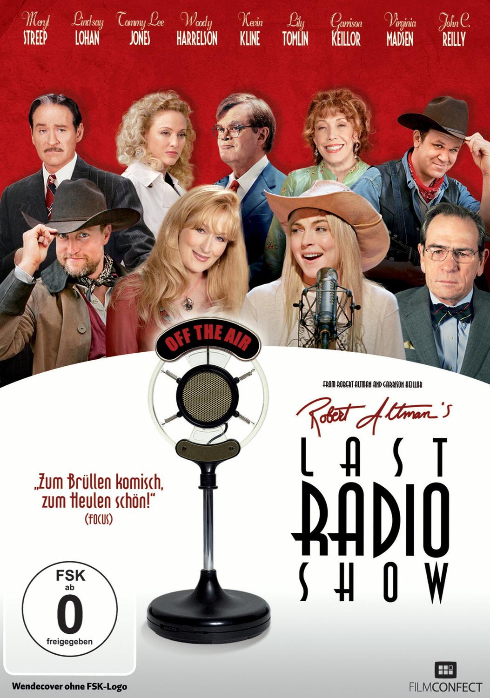 Last Radio Show - Robert Altman