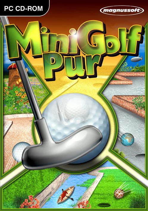 Minigolf Pur