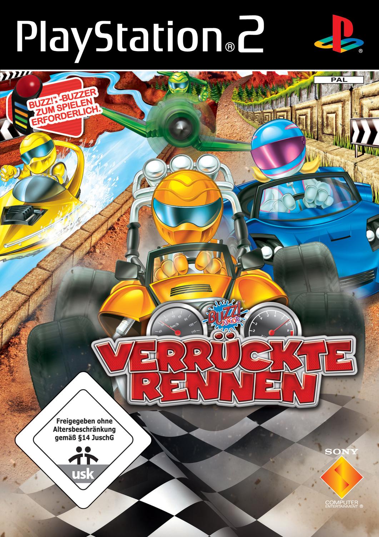 Buzz! Junior: Verrückte Rennen