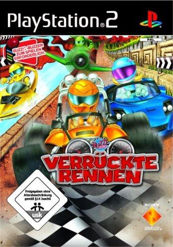 Buzz! Junior: Verrückte Rennen + Buzz!-Buzzer
