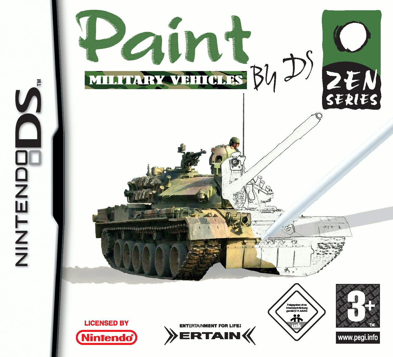 Paint by DS Military Vehicles