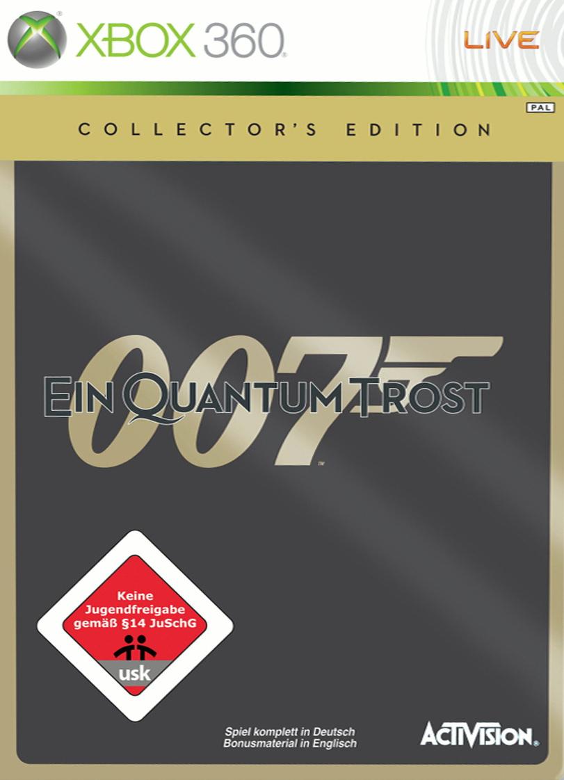 James Bond: Ein Quantum Trost [Collector´s Edition]