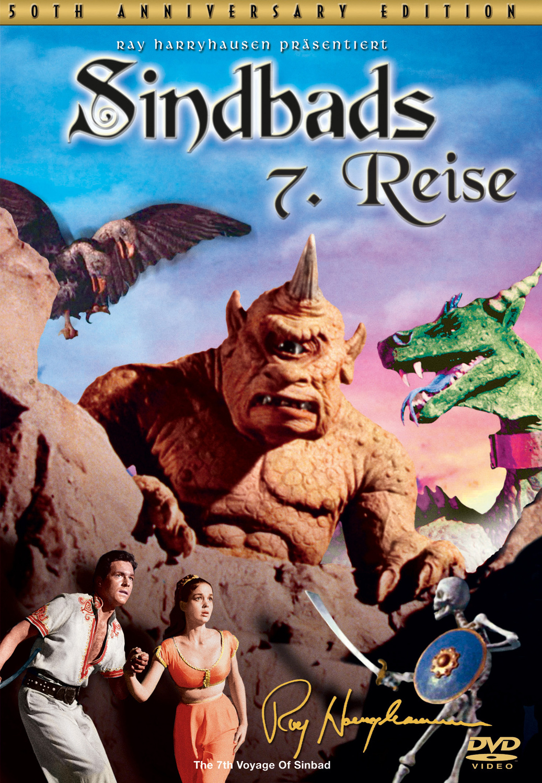 Sindbads 7. Reise (50th Anniversary Edition)